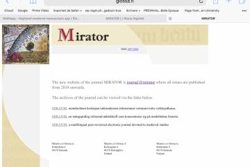 Mirator