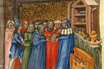 Le manuscrit médiéval ~ The Medieval Manuscript