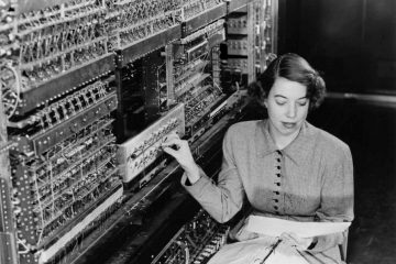 Living Large Argonne's First Computer