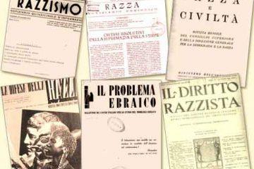 APFA, Archivio della Propaganda Fascista Antisemita