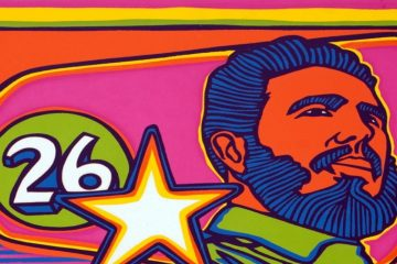 Raul Martínez, 1968 - Propaganda Poster