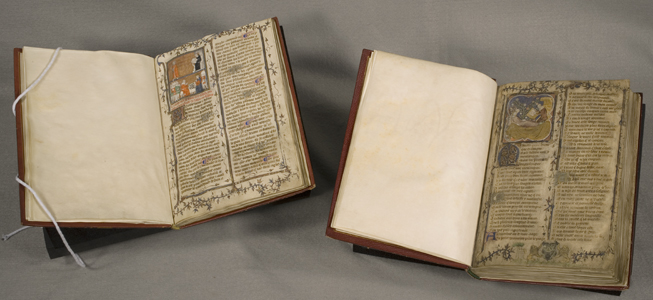 A Tale of Two Manuscripts Reunited