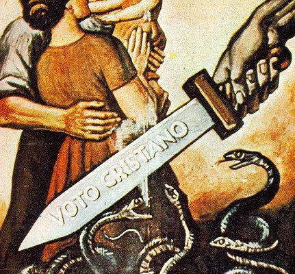 voto cristiano