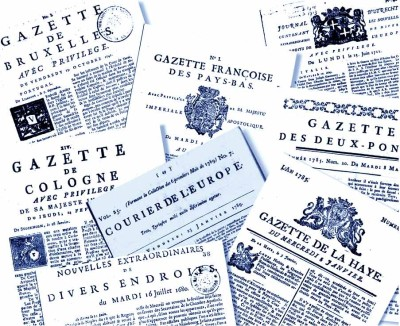 gazettes europeennes