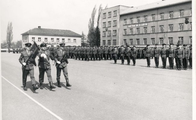 Web Project: The Events of 1989 in Czechoslovakia