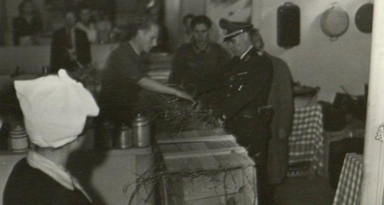 Plunder culturale dal Einsatzstab Reichsleiter Rosenberg: