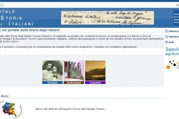 portale degli italiani