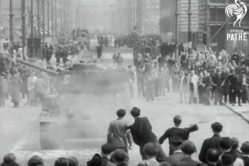 Still-from-Berlin-Riots-British-Pathé-Newsreel