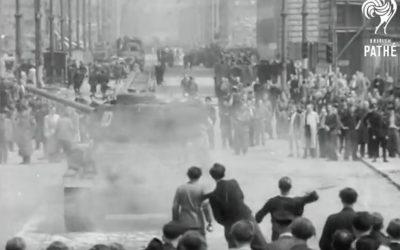 Still-from-Berlin-Riots-British-Pathé-Newsreel