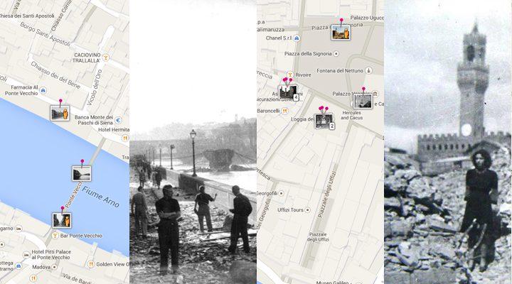 Firenze in Guerra 1940-1944