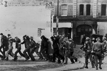 Il Bloody Sunday, quarant'anni fa – Il Post