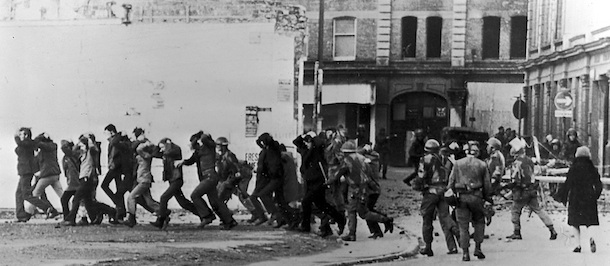 Il Bloody Sunday, quarant'anni fa – Il Post