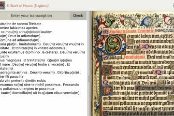 Medieval Handwriting