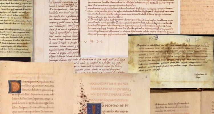 Vespasiano da Bisticci, Lettere. Edizione digitale