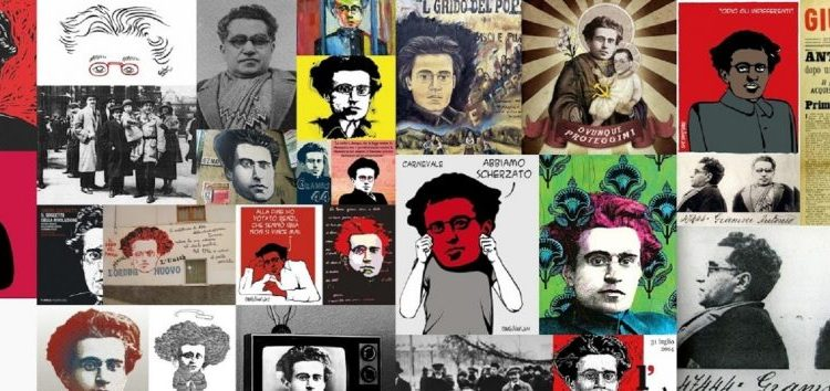 collage Gramsci 80