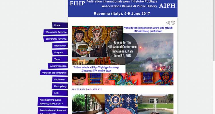 Ravenna public history
