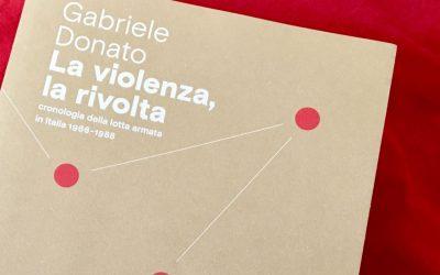 La violenza, la rivolta di Gabriele Donato