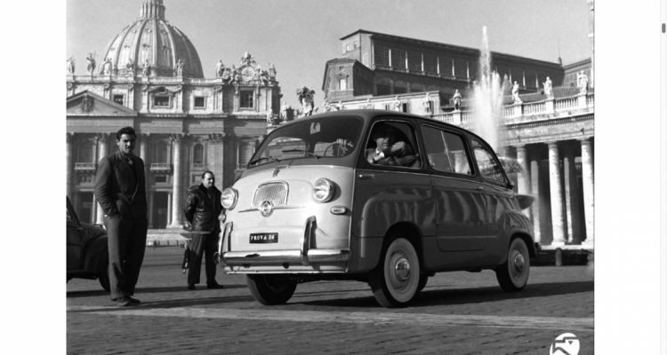 Archivio Luce - Years of Dolce vita