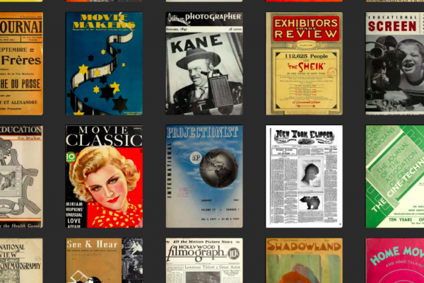 Media History Digital Library