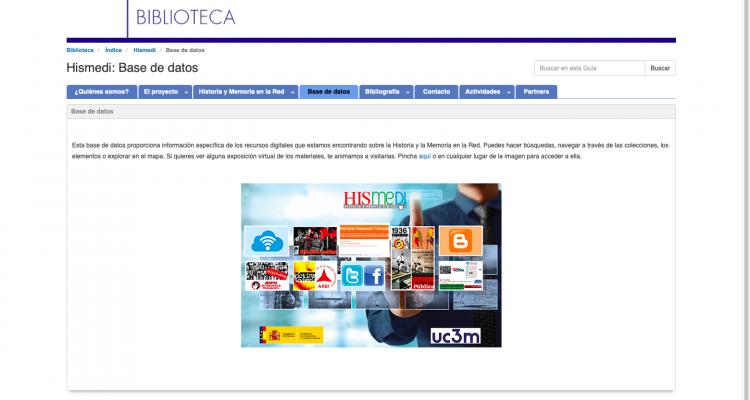 Hismedi_screenshot_database